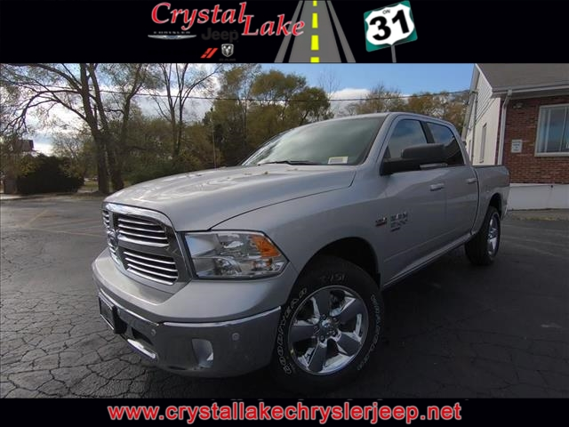 New 2019 Ram 1500 Classic Slt Crew Cab In Crystal Lake D190137