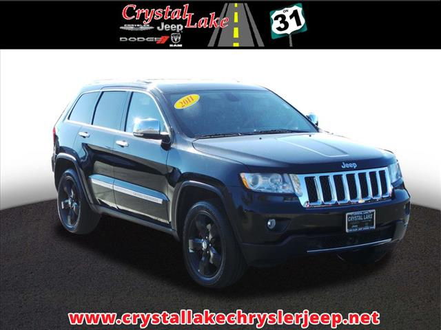 Pre Owned 2011 Jeep Grand Cherokee Overland 4x4 Overland 4dr Suv In