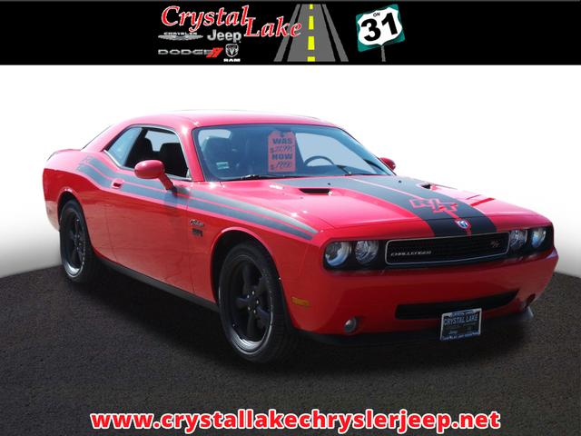 Marvelous Pre Owned 2010 Dodge Challenger R/T