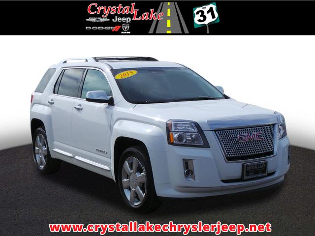 at summitt serving gmc terrain denali fwd auto group used detail