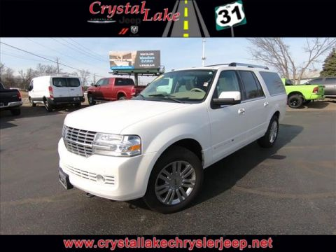 Pre-Owned 2009 Lincoln Navigator L L